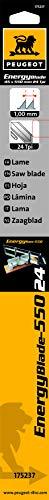 ENERGYBlade-55024 - HOJA 24 Dientes por pulgada para ENERGYSaw-550 Latón, Aluminio, metales no ferrosos