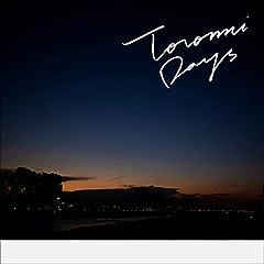 Yogee New Waves「Toromi Days feat. Kuo (落日飛車Sunset Rollercoaster)」のCDジャケット
