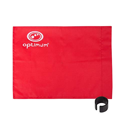 OPTIMUM Optimales Training Ecke Flagge, Unisex, Training, rot