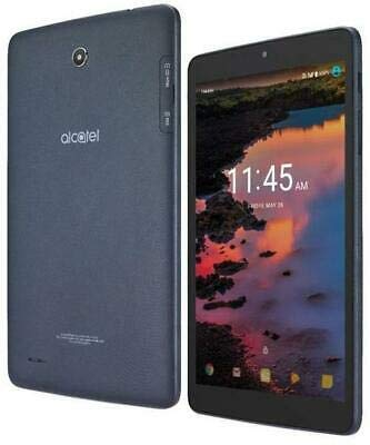 Alcatel A30 9024W 8' Tablet 16GB 4G LTE GSM T-Mobile Wi-Fi Android...