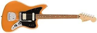 Fender Player Series Jaguar - Pau Ferro - Capri Orange