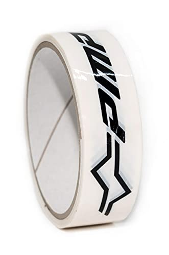PMP Tape - Cinta de Llanta Tubeless Ancha 27 mm para Llantas con Canal Interior Entre 23 y 26 mm. Ideal para MTB Tubeless Ready