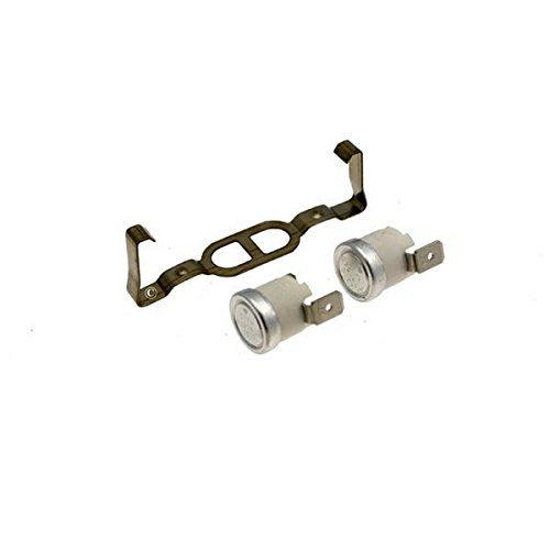 THERMOSTAT RESISTANCE SL KIT 2 TH POUR SECHE LINGE WHIRLPOOL - 481225928681
