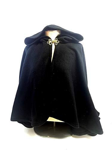 Fleece Short Cloak - Unisex Cape