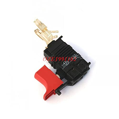 ndliulei 1 Unidad para Bosch GSR7.2-2/9.6-2/12-2/14.4-2 Interruptor de Control de Taladro eléctrico Velocidad con Interruptor de Marcha atrás Tipo Antiguo New Type