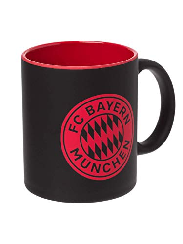 FC Bayern München Tasse Black