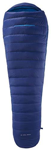 YETI Tension Mummy 500 Schlafsack M royal Blue/Methyl Blue Ausführung Left Zipper 2020 Quechua Schlafsack