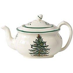 Spode Christmas Tree Teapot 1.28ltr