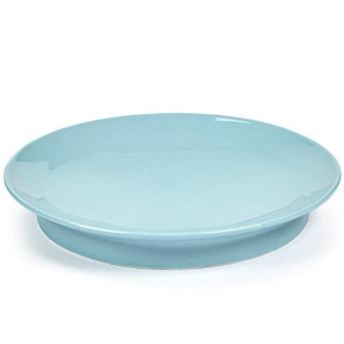 San Pellegrino Assiette - Ø 24 cm - Bleu Ciel