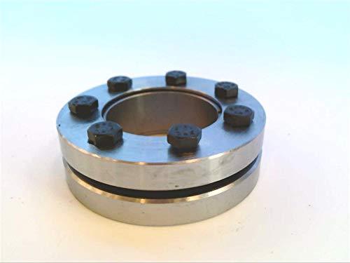 "Fenner Drives B0441 B-Loc Shrink Disc, Standard Duty, Size 44-10, 7 Locking Screws, M6 x 20, 1.732"" ID, 3.15"" OD, 3.75"" Width"