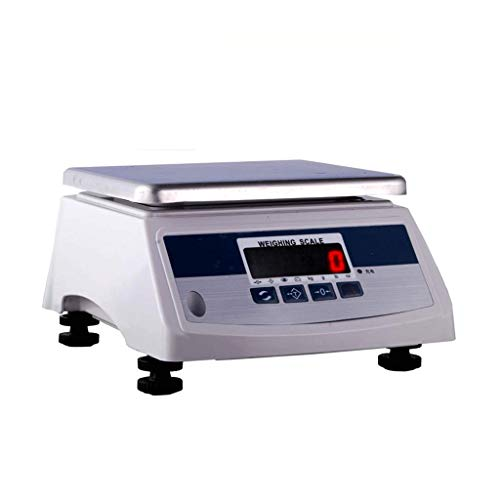 Great Features Of ZYY Electronic Scale ,Waterproof Electronic Table 30kg Stainless Steel Anti-Corr...