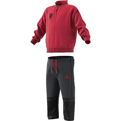 Adidas I Mm Manu Jogg, unisex trainingspak voor kinderen