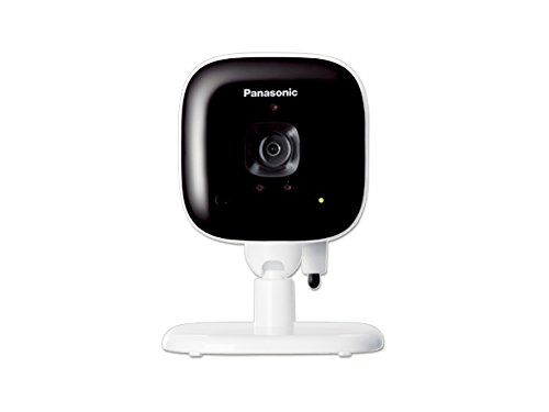 Panasonic KX-HNC200EX1 Smarthome Zubehör Innenkamera, Schwarz/Weiß