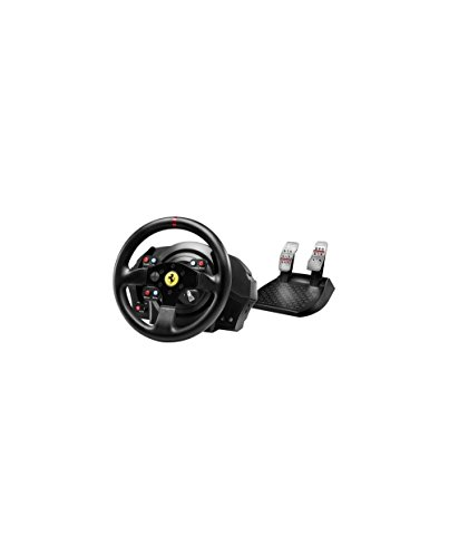 THRUSTMASTER T300 Ferrari GTE Volante - PS4/PS3/PC