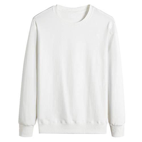 Los amantes de la primavera y el otoño Terry suéter de los hombres de algodón suéter de manga larga
