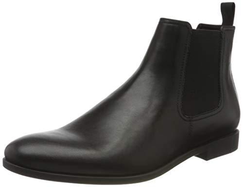Vagabond Herren Linhope Chelsea Boots, Schwarz (Black 20), 43 EU