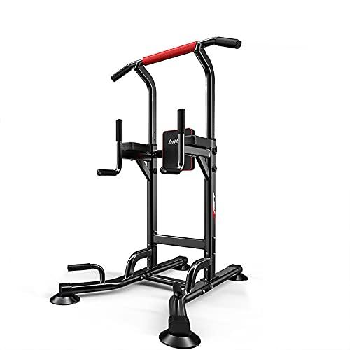 Torre de musculación, multifunción, para ejercicio, pul up, dominio, muscular, multifunción, expedición desde Francia.
