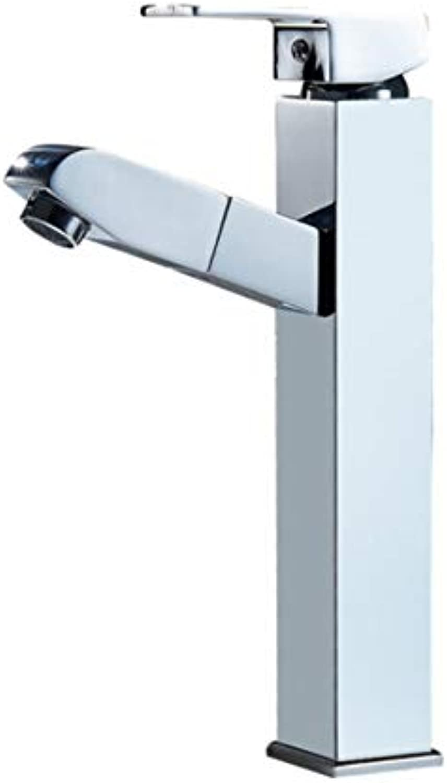 Wasserhahn Kaltwasser Spülarmaturdraw-Typ Becken Wasserhahn Bad Kalt Und Hei Wasserhahn Bad Waschbecken Teleskop Wasserhahn High-End