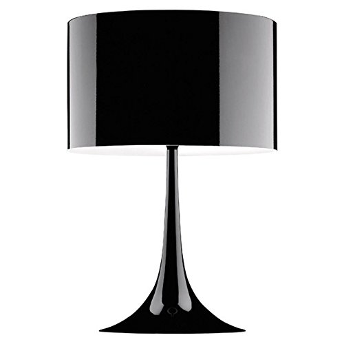 Sforzin Flos Spun Light T1 Noir Brillant