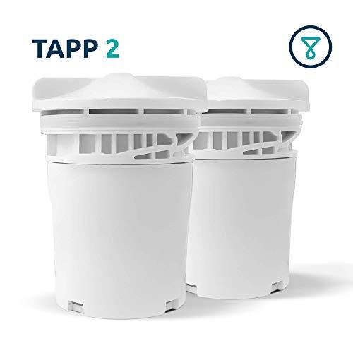 TAPP Water TAPP 2 - Juego 2 Cartuchos Recambio filtros