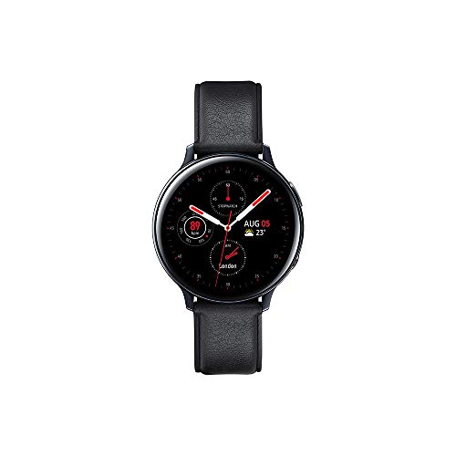 Samsung - Montre Galaxy Watch Active 2 4G - Acier 44 mm...