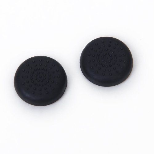 Cap joystick per PS4 - TOOGOO(R) Protezione Per Manette manopola sfera del controller per PS4 Playstation 4 nero
