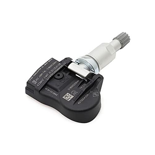 HUIHUI Store 407000435R Ajuste for Renault TPMS Sensores sensores de presión de neumáticos for Renault Megane Laguna Flueenction Latitude Zoe 40700-0435R (Color : 1PC)