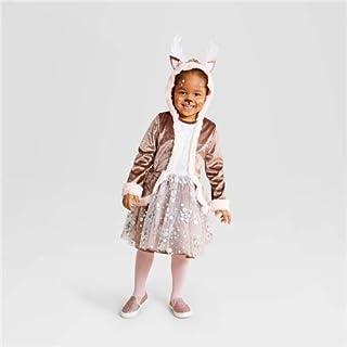 Hyde and Eek! Boutique Toddler Deer Dress Costume