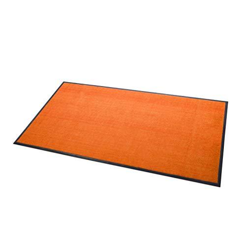 Use & Wash® Schmutzfangmatte Joy - 5 Größen wählbar - terrakotta - 43x60cm