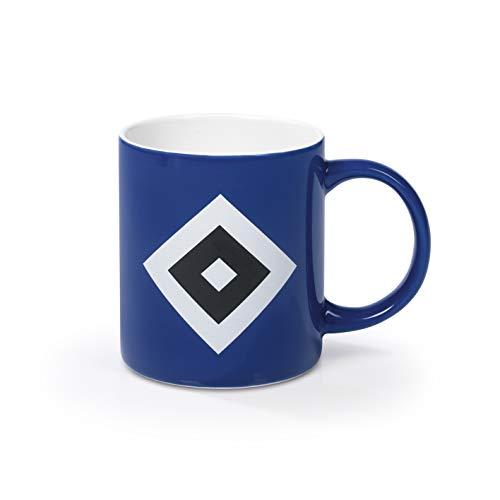 Hamburger SV Herren Kaffeetasse, blau, 11,5