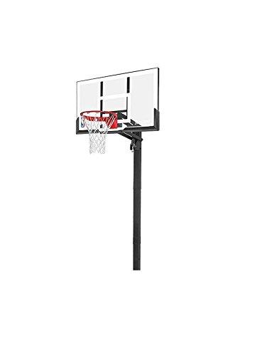 NBA Gold In-Ground Spalding Basketball Design ; 3001651021454 ; transparent