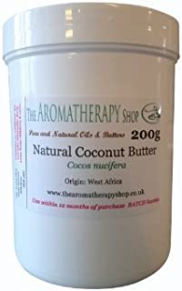 Natural Manteca Coco 200g Bañera