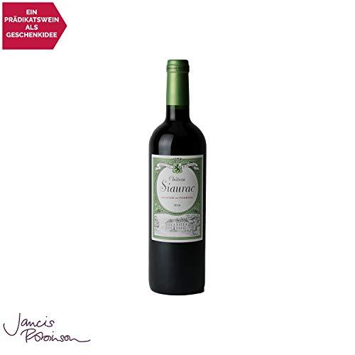 Château Siaurac Rotwein 2016 - g.U. Lalande-de-Pomerol - Bordeaux Frankreich - Rebsorte Merlot, Cabernet Franc, Malbec - 75cl - 16+/20 Jancis Robinson