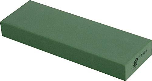 MIYABI 34536-002 - Piedra de afilar con granulación 1000, 210 x 70 x 25 mm
