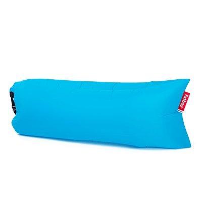 Fatboy® Lamzac The Original 2.0 Aqua | Aufblasbares Sofa/Liege, Sitzsack mit Luft gefüllt | Outdoor geeignet | 185 x 83 x 50 cm