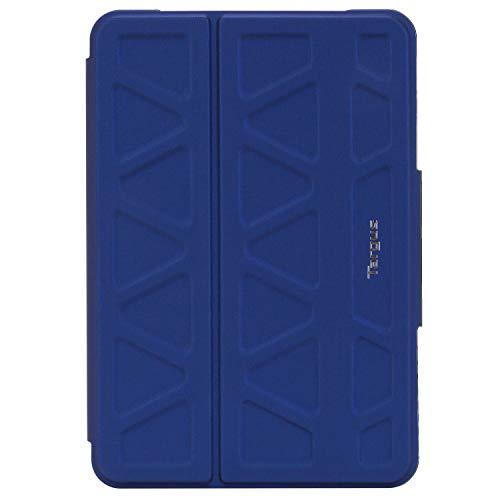 Targus Pro-Tek Stand Case for iPad Mini (5th gen), iPad Mini 4, 3, 2 and iPad Mini, Blue (THZ69502GL)