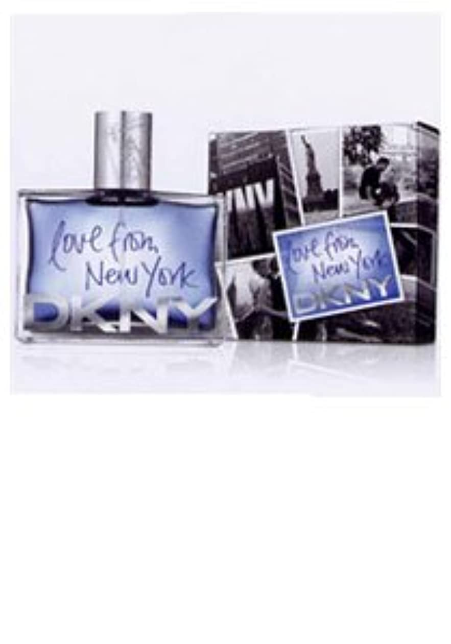神経第五有罪DKNY Love from New York (DKNY ラブフロムニューヨーク) 1.7 oz (50ml) EDP Spray by Donna Karan for Men