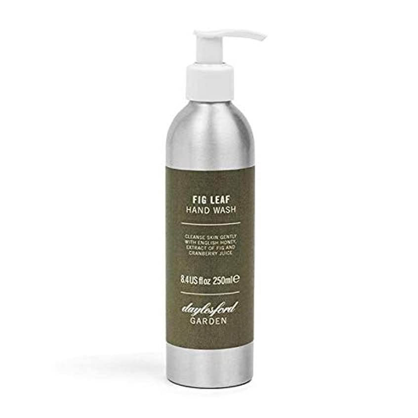 キリマンジャロステーキ仲間[Daylesford ] デイルスフォードの自然なイチジクの葉ハンドウォッシュ250ミリリットル - Daylesford Natural Fig Leaf Hand Wash 250ml [並行輸入品]