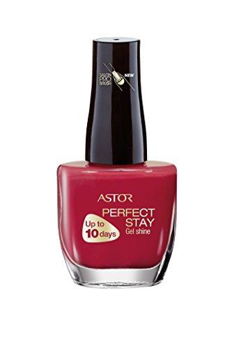 Astor Perfect Stay Gel Shine Esmalte de Uñas Tono 629 Classy Red - 48 g