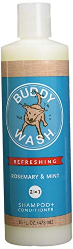 Buddy Wash Dog Shampoo & Conditioner for Dogs