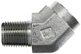 Brennan Industries 6405-24-12-O Steel Straight Tube Fitting 1-7//8-12 SAE ORB x 3//4-14 NPTF Thread 1-1//2 Male O-Ring Boss x 1-1//2 Female NPTF 1-7//8-12 SAE ORB x 3//4-14 NPTF Thread 1-1//2 Male O-Ring Boss x 1-1//2 Female NPTF Inc.