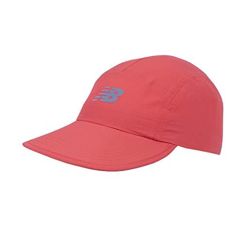 New Balance Men's and Women's Running Stash Hat, Ghost Pepper