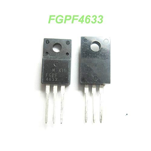 10pcs/lot FGPF4633 TO-220F New Original