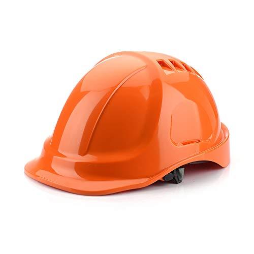 Sombreros duros Casco de seguridad - Casco de seguridad de ABS Sitio de Sitio Construcción Tipo de Liderazgo Construcción Protectora Ingeniería Potencia Casco Casco Blanco Tirable Calor y resistente a ✅