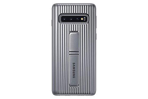 Samsung Stehschutzhülle für  Galaxy S10,Silber