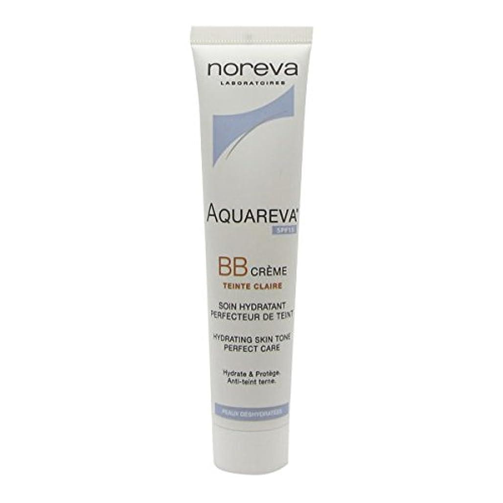 可動式窒息させるトライアスリートNoreva Aquareva Bb Cream Clraire Spf15 40ml [並行輸入品]