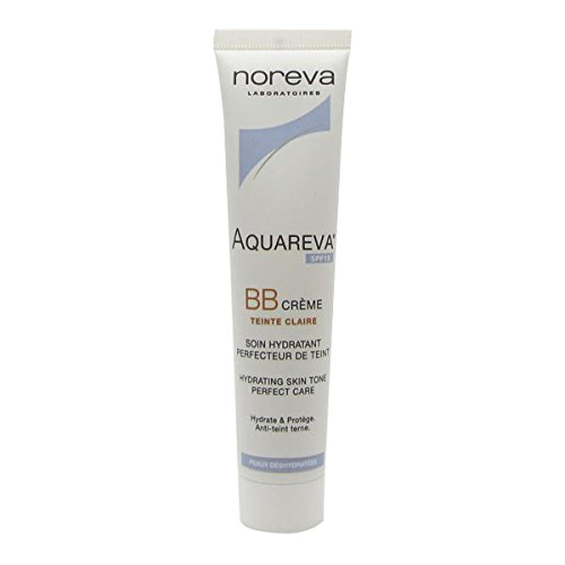 遊び場評価するシャープNoreva Aquareva Bb Cream Clraire Spf15 40ml [並行輸入品]