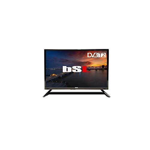 BSL Televisor 19 Pulgadas | Sintonizador TDT2 | Resolución HD | Conexión Hdmi | USB Reproductor Multimedia | Altavoces Estereo 10W | Modo Hotel |