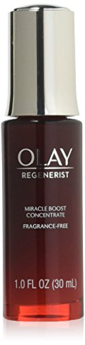 Face Serum by Olay Regenerist Miracle Boost Concentrate Advanced Anti-Aging Fragrance-Free, 1 Ounce