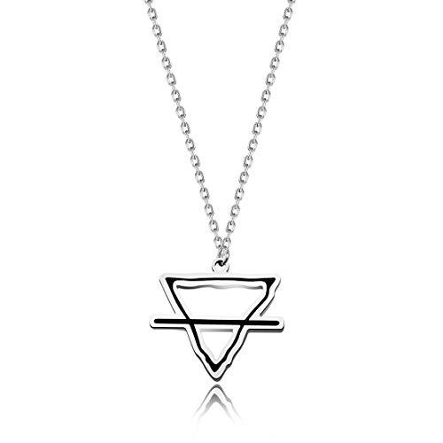 CENWA Alchemical Necklace Alchemy Jewelry Element Symbols Planetary...